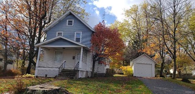 40 Carrier Street, Liberty, NY 12754 (MLS #5123219) :: William Raveis Legends Realty Group