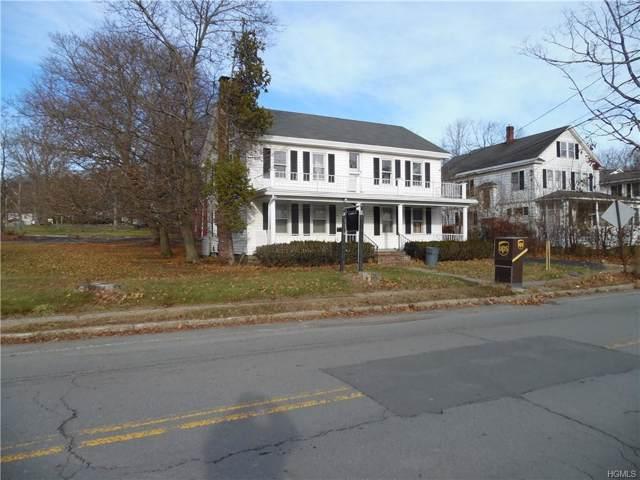 34 North Street, Monticello, NY 12701 (MLS #5123486) :: William Raveis Baer & McIntosh