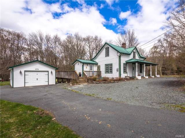 151 Airport Road, Mongaup Valley, NY 12762 (MLS #5123642) :: William Raveis Baer & McIntosh