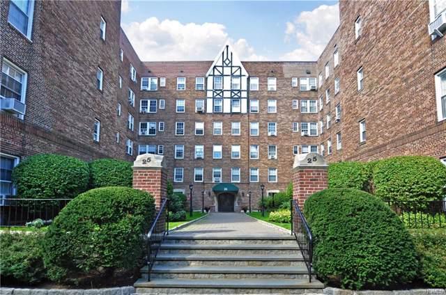 25 Parkview Avenue 1J, Bronxville, NY 10708 (MLS #5123665) :: William Raveis Baer & McIntosh