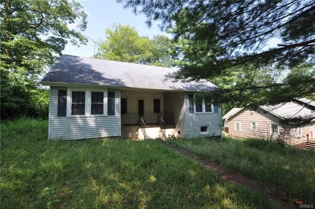 43 Dogwood Road N, Wurtsboro, NY 12790 (MLS #5123735) :: William Raveis Baer & McIntosh
