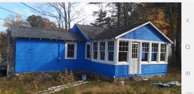 25 Trail Three, Wurtsboro, NY 12790 (MLS #5124654) :: William Raveis Baer & McIntosh