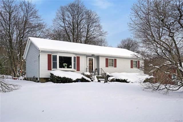 72 Mt Orange Road, Slate Hill, NY 10973 (MLS #5125541) :: Cronin & Company Real Estate