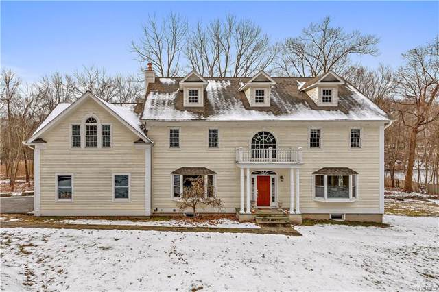 360 Long Ridge Road, Pound Ridge, NY 10576 (MLS #5125705) :: Mark Boyland Real Estate Team