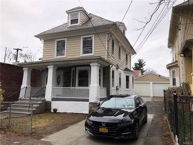 25 Bushnell Place, Mount Vernon, NY 10550 (MLS #5125866) :: The Anthony G Team