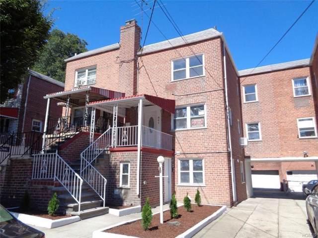 861 E 232nd Street, Bronx, NY 10466 (MLS #5126322) :: The Anthony G Team