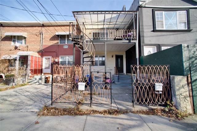 1281 E 223rd Street, Bronx, NY 10466 (MLS #5126325) :: The Anthony G Team