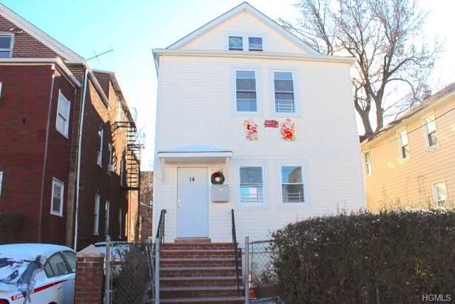 14 Monroe Street, Mount Vernon, NY 10550 (MLS #5126341) :: The Anthony G Team
