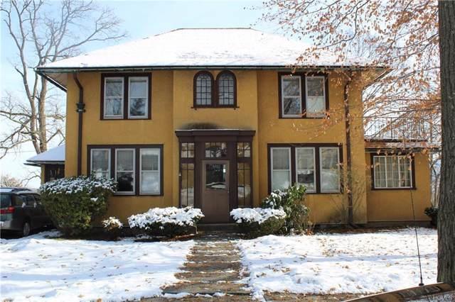 44 City Terrace N, Newburgh, NY 12550 (MLS #5126362) :: William Raveis Legends Realty Group