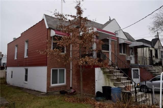 1724 Tomlinson Avenue, Bronx, NY 10461 (MLS #5126675) :: Mark Seiden Real Estate Team