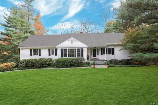 140 Devoe Road, Chappaqua, NY 10514 (MLS #5127458) :: Mark Boyland Real Estate Team