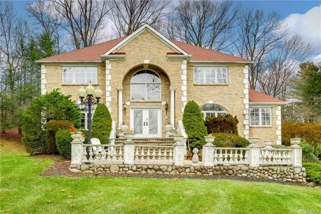 17 Nicole Way, Chestnut Ridge, NY 10977 (MLS #5128831) :: William Raveis Baer & McIntosh