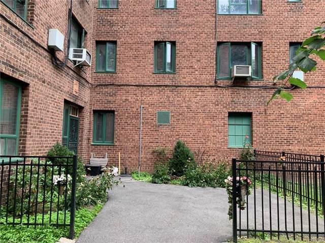 1507 Metropolitan Avenue Th, Bronx, NY 10462 (MLS #5130210) :: The McGovern Caplicki Team