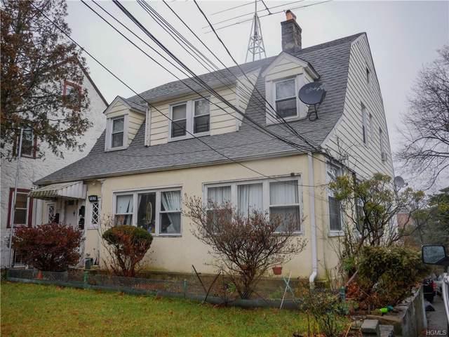 157 Claremont, Mount Vernon, NY 10550 (MLS #H5130308) :: Mark Boyland Real Estate Team