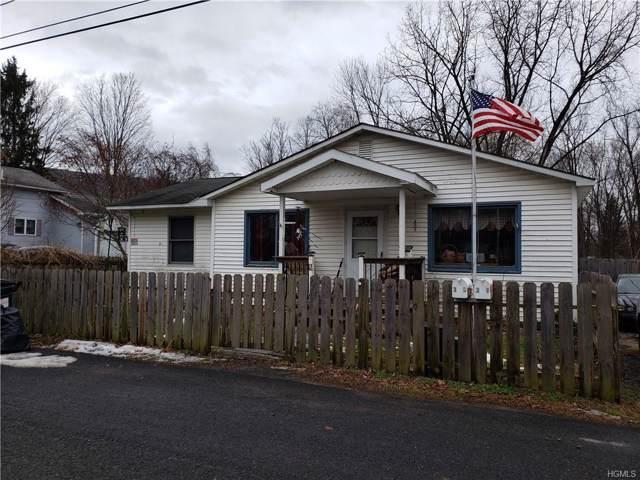 31 Hugunot Street, Napanoch, NY 12458 (MLS #6000313) :: William Raveis Legends Realty Group