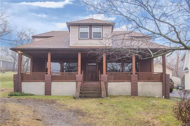 36 E Shore Road, Greenwood Lake, NY 10925 (MLS #6000509) :: William Raveis Legends Realty Group