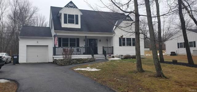 45 Edmunds Lane, Pine Bush, NY 12566 (MLS #6000890) :: Mark Boyland Real Estate Team