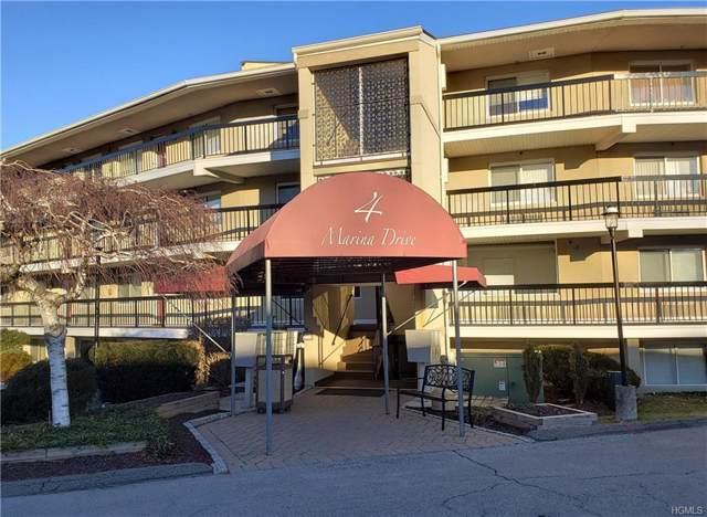 4 Marina Drive D4, Mahopac, NY 10541 (MLS #6001802) :: The McGovern Caplicki Team
