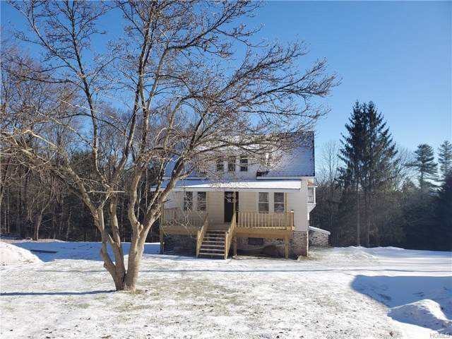 33 Mattison Road, White Lake, NY 12720 (MLS #6001936) :: William Raveis Baer & McIntosh
