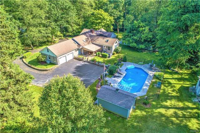 2 Pheasant Road, Pound Ridge, NY 10576 (MLS #6001999) :: William Raveis Legends Realty Group