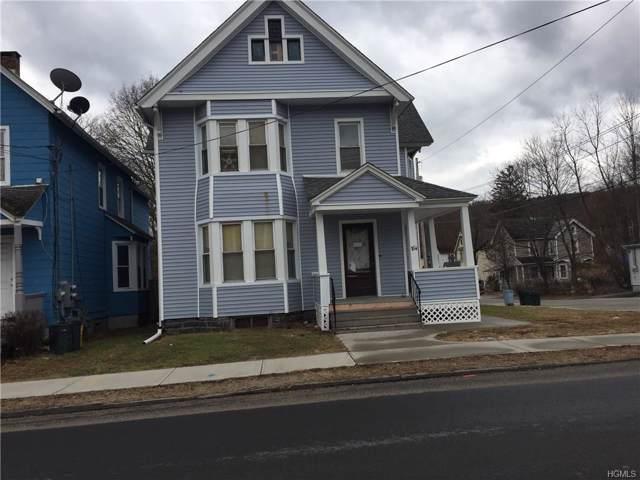 184 W Main Street, Port Jervis, NY 12771 (MLS #6002161) :: The McGovern Caplicki Team