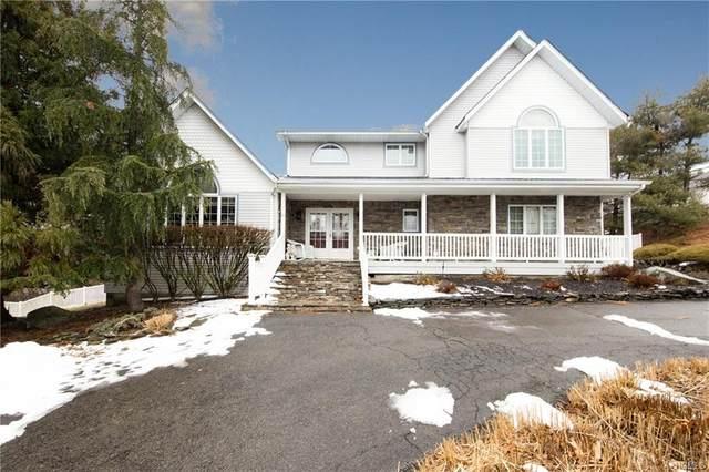 16 Collaberg Road, Stony Point, NY 10980 (MLS #6002567) :: William Raveis Baer & McIntosh