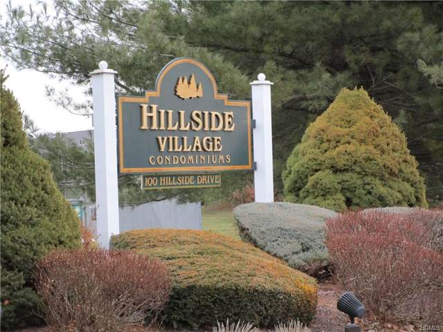 100 Hillside Drive B5, Middletown, NY 10941 (MLS #6002921) :: Mark Seiden Real Estate Team