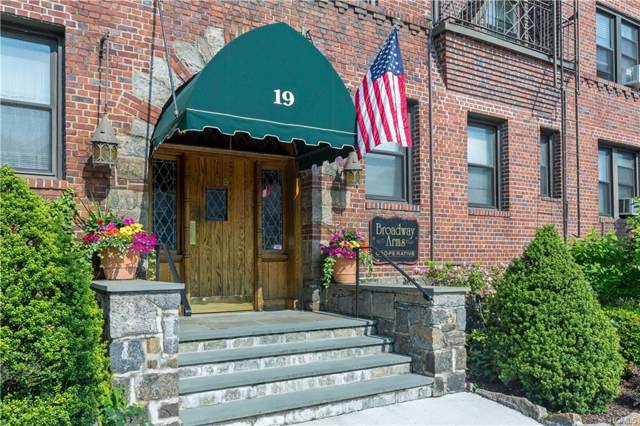 19 S Broadway 3C, Tarrytown, NY 10591 (MLS #6003258) :: William Raveis Legends Realty Group