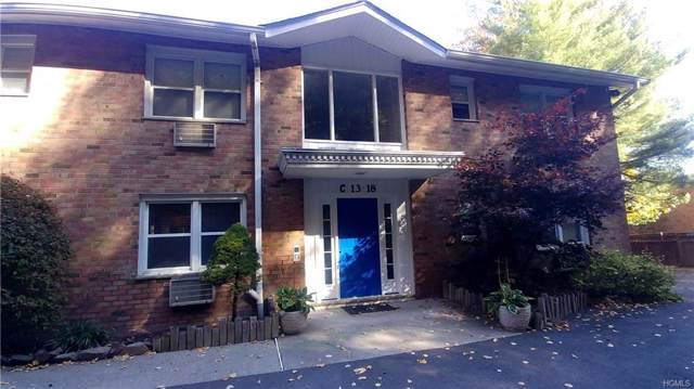 100 Dowd Street C-16, Haverstraw, NY 10927 (MLS #6003341) :: William Raveis Legends Realty Group