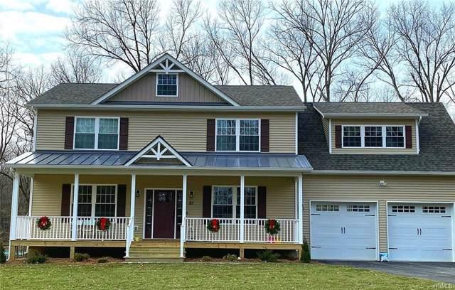 38 Debra Lane, New Windsor, NY 12553 (MLS #6003378) :: William Raveis Baer & McIntosh