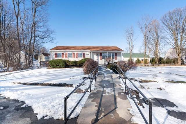 534 Blooming Grove Turnpike, New Windsor, NY 12553 (MLS #6003391) :: The Anthony G Team
