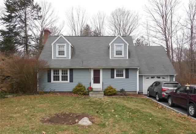1 Crosby Road, North Salem, NY 10560 (MLS #6003766) :: Kendall Group Real Estate | Keller Williams