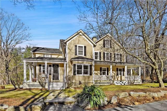 218 Elmwood Road, South Salem, NY 10590 (MLS #6003955) :: Mark Boyland Real Estate Team