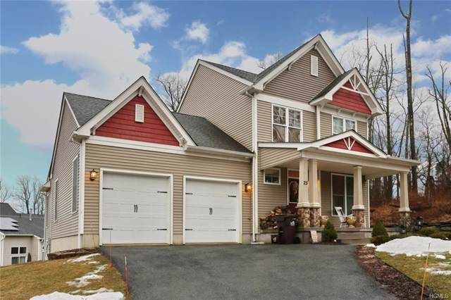 25 Stainton Fareway, Monroe, NY 10950 (MLS #6004130) :: William Raveis Legends Realty Group