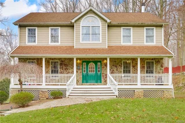 307 W Crooked Hill Road, Pearl River, NY 10965 (MLS #6004251) :: William Raveis Baer & McIntosh