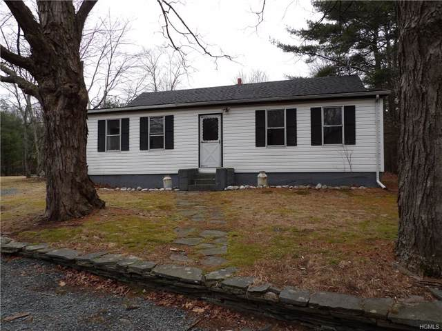 19 Valentines Dam Road, Wurtsboro, NY 12790 (MLS #6004691) :: William Raveis Legends Realty Group