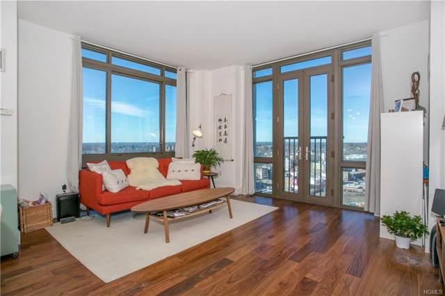 175 Huguenot Street #1707, New Rochelle, NY 10801 (MLS #6004897) :: Mark Seiden Real Estate Team