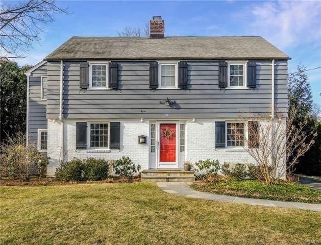 10 Lebanon Road, Scarsdale, NY 10583 (MLS #6004914) :: Mark Boyland Real Estate Team