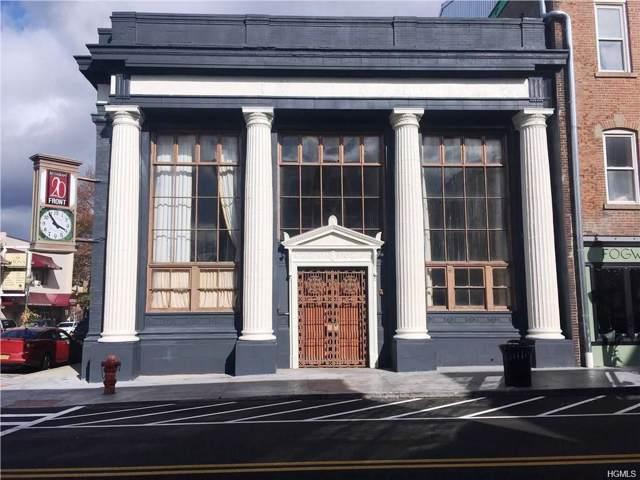 20-22 Front Street, Port Jervis, NY 12771 (MLS #6004953) :: The McGovern Caplicki Team