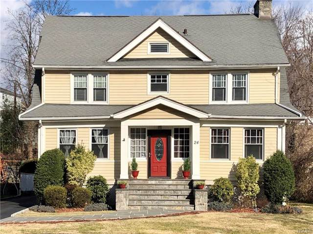 24 Hunter Avenue, New Rochelle, NY 10801 (MLS #6005409) :: William Raveis Legends Realty Group