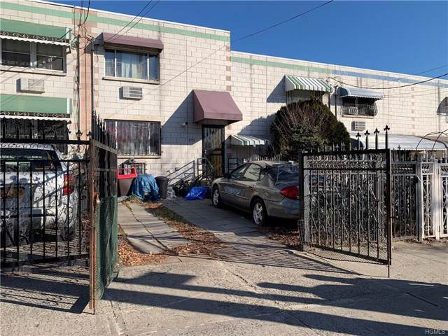 875 Freeman Street, Bronx, NY 10459 (MLS #6005818) :: William Raveis Legends Realty Group