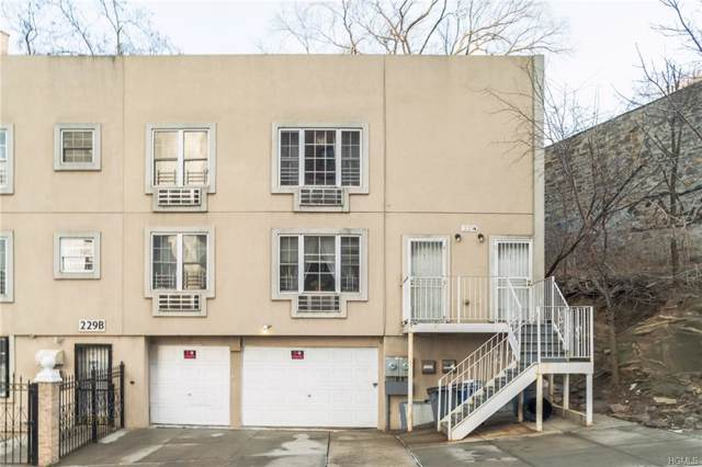 229 W Tremont Building A Avenue #2, Bronx, NY 10453 (MLS #6005988) :: William Raveis Legends Realty Group