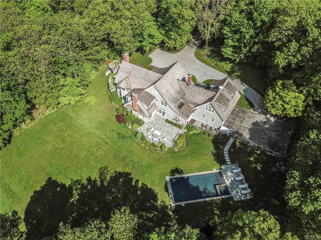 284 Stone Hill Road, Pound Ridge, NY 10576 (MLS #6006232) :: Mark Boyland Real Estate Team