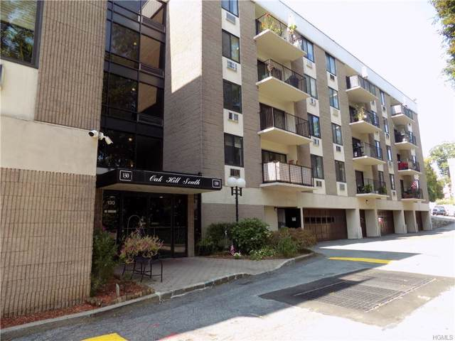 130 Colonial Parkway 4C, Yonkers, NY 10710 (MLS #6006274) :: The Home Team
