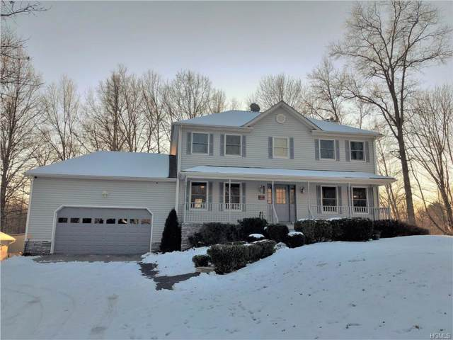 475 Awosting Road, Pine Bush, NY 12566 (MLS #6006826) :: William Raveis Baer & McIntosh