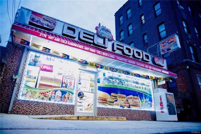 2178 Crotona Avenue, Bronx, NY 10457 (MLS #6006948) :: Marciano Team at Keller Williams NY Realty
