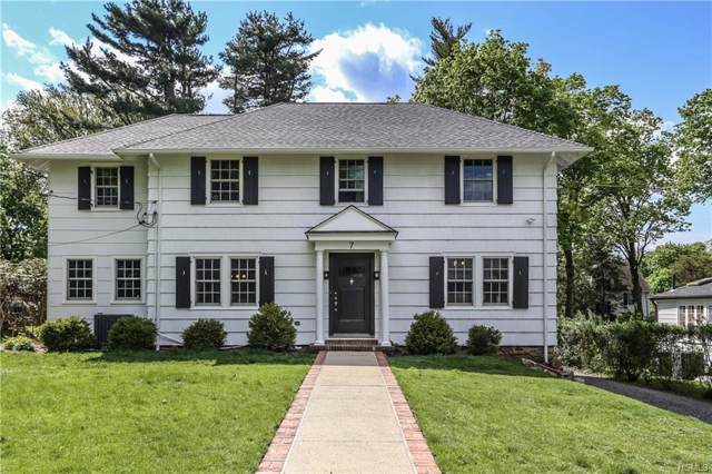 7 Putnam Road, Scarsdale, NY 10583 (MLS #6007627) :: William Raveis Legends Realty Group