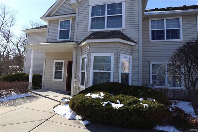 805 Battalion Drive, Stony Point, NY 10980 (MLS #6007969) :: The Anthony G Team