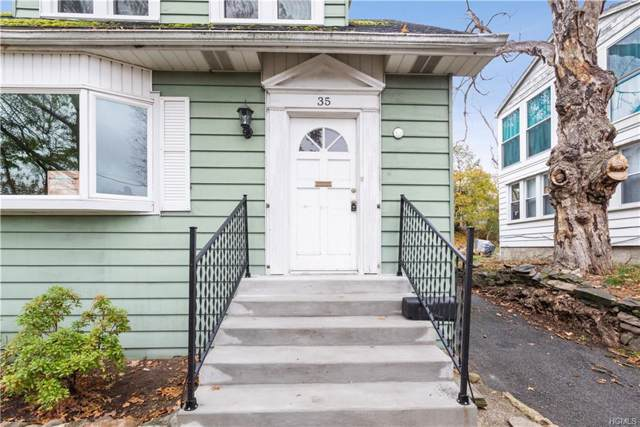35 City Terrace N, Newburgh, NY 12550 (MLS #6008096) :: Mark Seiden Real Estate Team