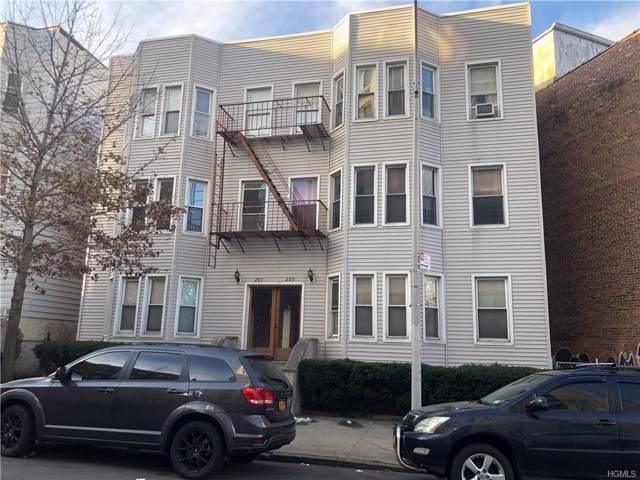 207 E 205th Street, Bronx, NY 10458 (MLS #6008106) :: Mark Boyland Real Estate Team
